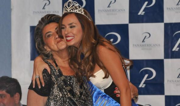 Nueva Reina del Festival de Viña del Mar fue coronada por alcaldesa Virginia Reginato