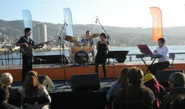 """Municipalidad de Viña del Mar invita a clausura de exitoso ciclo musical """"Jazz al Atardecer"""""""