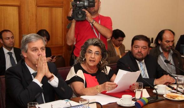 Proyecto que modifica Ley de casinos sigue su curso favorable en Cámara de Diputados informó alcaldesa Virginia Reginato