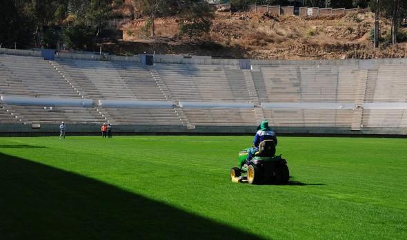El plan de contrataciones de obras que permitió a Viña mantenerse como sede de Copa América