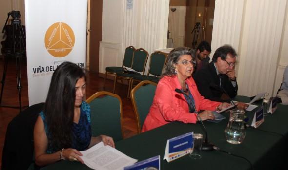 Mesa de trabajo para la prevención de riesgos y emergencias comunales 2015 inauguró alcaldesa Virginia Reginato