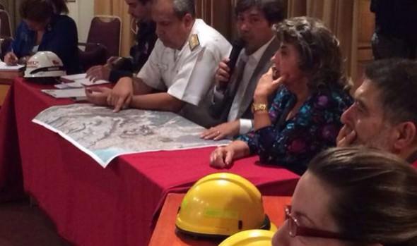 Municipio de Viña del Mar se encuentra en alerta ante emergencia de incendio forestal