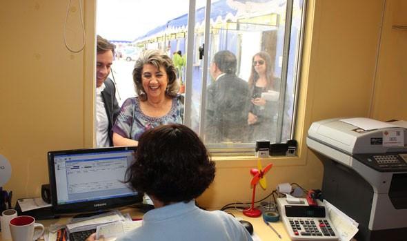 """Alcaldesa Virginia Reginato:  """"Estamos en la recta final para renovar los permisos de circulación"""""""
