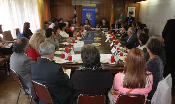 Constitución del primer Consejo Comunal de Organizaciones de la Sociedad Civil, fue encabezado por alcaldesa Virginia Reginato