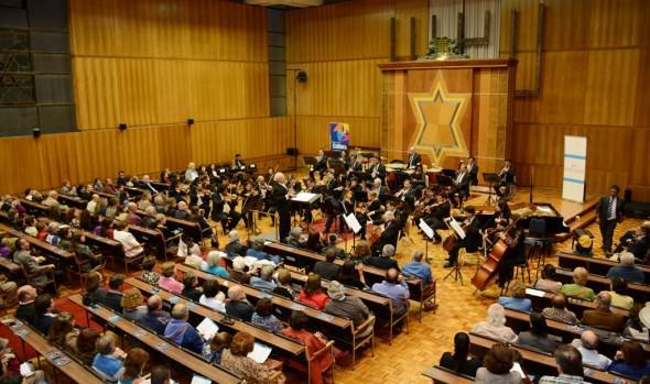 Presentación en Viña del Mar de Orquesta de Cámara de Chile fue valorada por alcaldesa Virginia Reginato