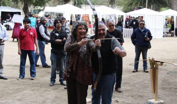 Municipalidad de Viña del Mar invita a disfrutar de la II Feria Medieval y de Fantasía