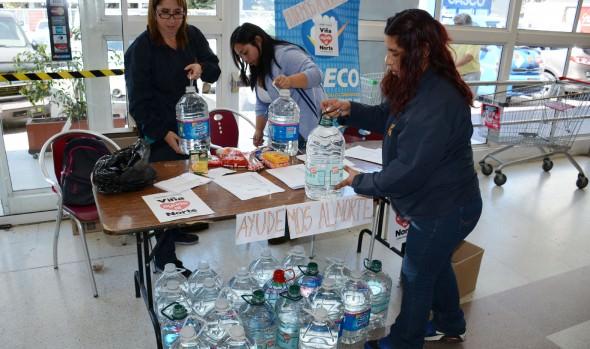 Con nuevos puntos de acopio, alcaldesa Virginia Reginato reitera apoyo a campaña Viña ayuda al Norte