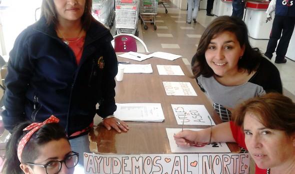 Campaña Viña ayuda al norte continúa recibiendo generoso aporte de viñamarinos