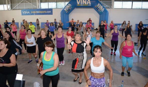 2.500 personas serán favorecidas con programa  de actividad física impulasado por alcaldesa Virginia Reginato