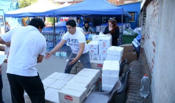 Municipio de Viña  del Mar prepara  caravana que llevará ayuda al norte