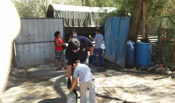 Municipio de  Viña del Mar realiza extraordinaria labor solidaria en el norte