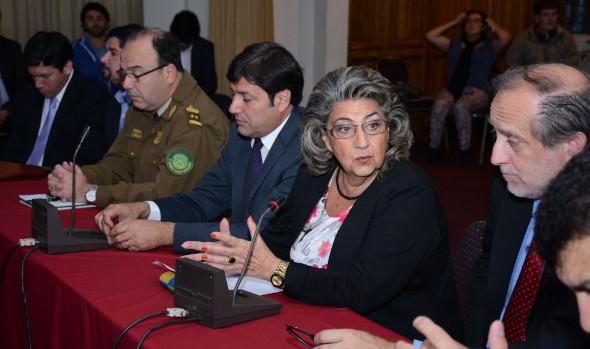 Medidas de mitigación para trabajos de Av. España solicitó alcaldesa Virginia Reginato