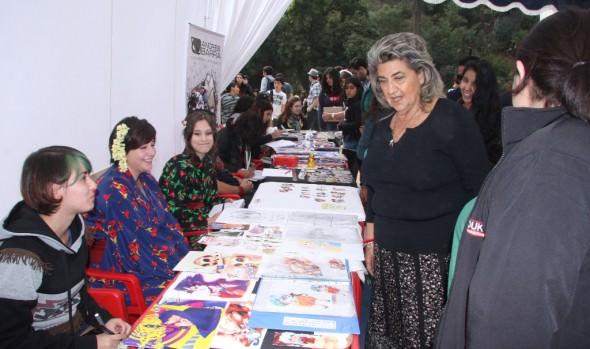 A la 10ª  versión del FanViña invita alcaldesa  Virginia Reginato