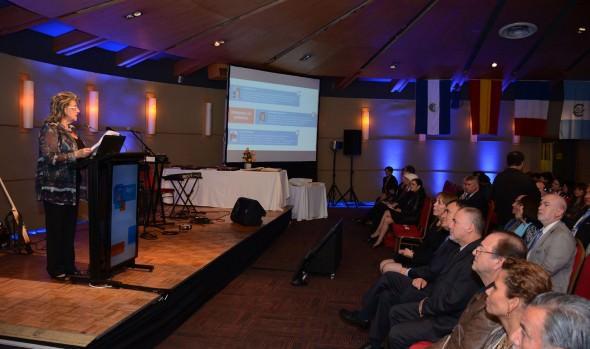 Uno de los más importantes congresos de oncología del mundo fue inaugurado por la alcaldesa Virginia Reginato