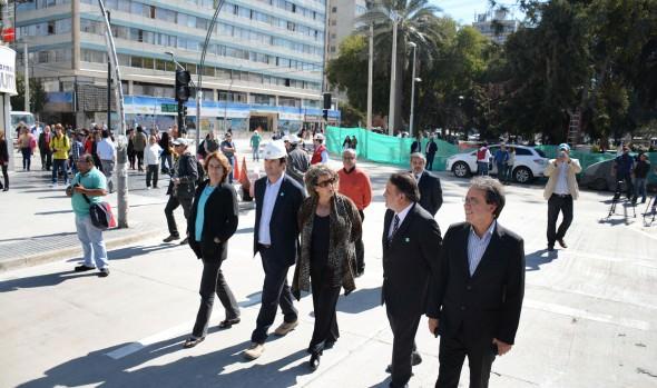 El 15 de mayo se inaugurará renovada plaza Sucre informó alcaldesa Virginia Reginato