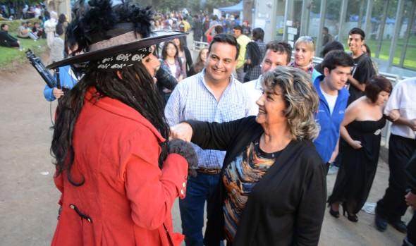 Fan Viña  cumplió 10 años, con la participación de más de 20 mil personas
