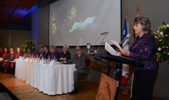 59° Congreso del capítulo chileno-americano del colegio de cirujanos inauguró alcaldesa Virginia Reginato
