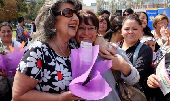 Que Viña del Mar sea la ciudad más feliz de Chile fue valorado por alcaldesa Virginia Reginato
