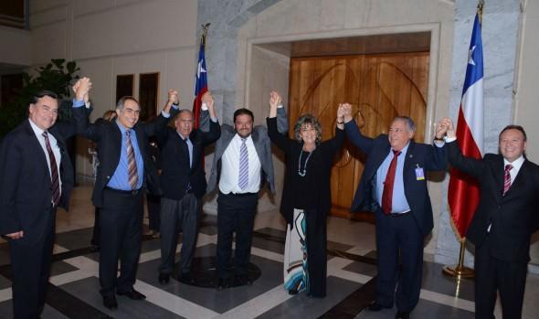 Aprobación de proyecto que modifica ley de casinos en el Senado fue catalogado como un triunfo por alcaldesa Virginia Reginato