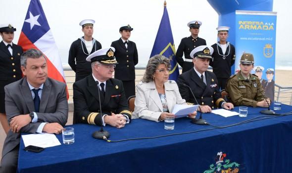 Antecedentes de XXI Corrida familiar Mes del Mar fueron dados a conocer por alcaldesa Virginia Reginato