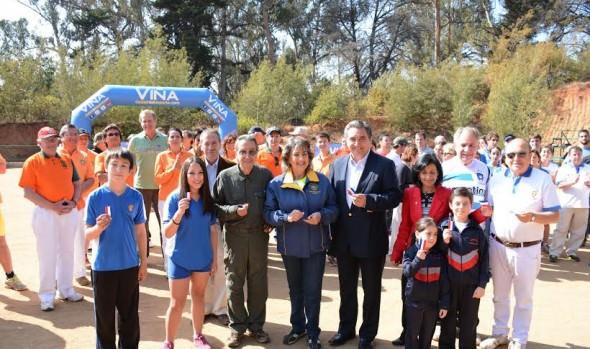 Inauguración de nuevo bochódromo en Club de Campo el Refugio fue enacabezado por alcaldesa Virginia Reginato