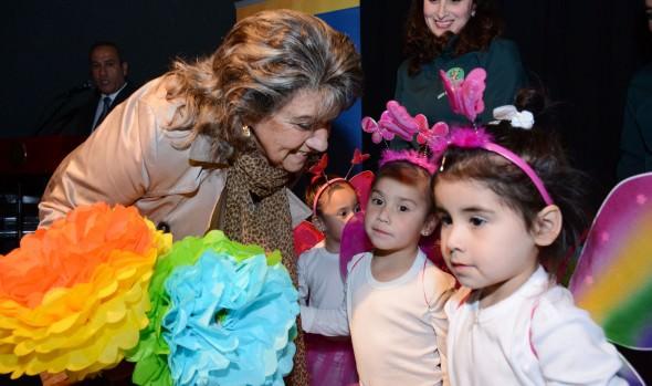 Con gala artística encabezada por alcaldesa Virginia Reginato se inició año pre-escolar 2015 en Viña del Mar