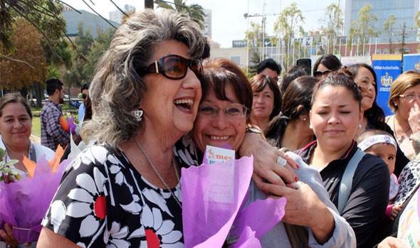 Alcaldesa Virginia Reginato valora que Viña de Mar, sea la ciudad más feliz de Chile.