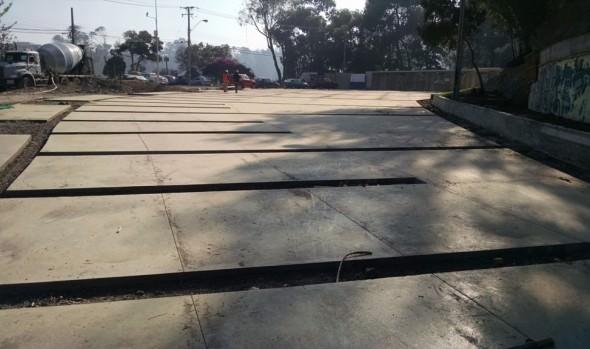 Municipio de Viña del Mar informa avances de pavimentación en acceso y alrededores de  Estadio Sausalito