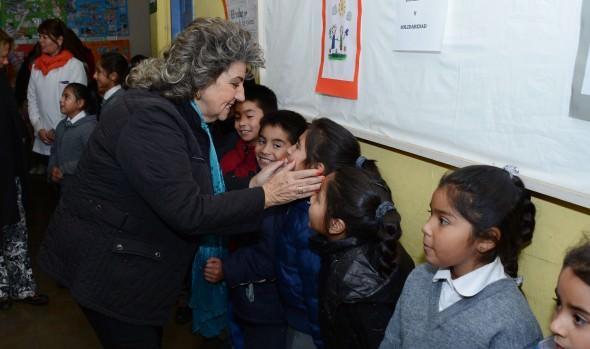 Municipio viñamarino ejecuta programa  dirigido a prevenir la deserción y ausentismo escolar