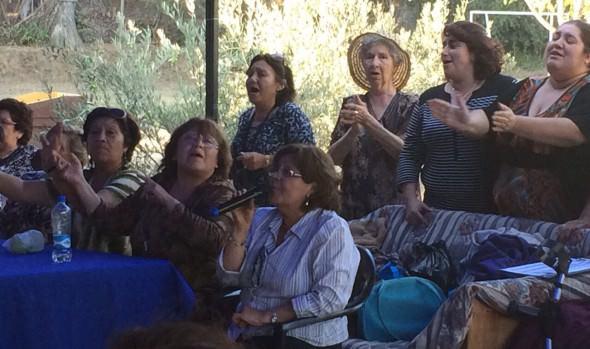 Adultos mayores de Viña del Mar disfrutan de Programa de Turismo Patrimonial