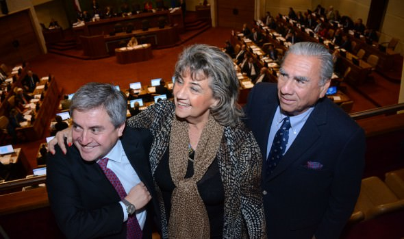 Nueva Ley de Casinos está lista para ser promulgada como ley de la República, lo que fue destacado por la alcaldesa Virginia Reginato