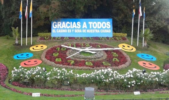 Apoyo transversal de autoridades y fuerzas vivas de la ciudad para mantener recursos del casino municipal fue agradecido  por alcaldesa Virginia Reginato