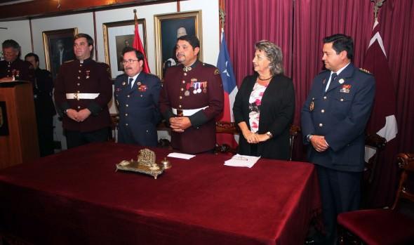 Municipalidad de Viña del Mar otorgó subvención por $88 millones para Cuerpo de Bomberos