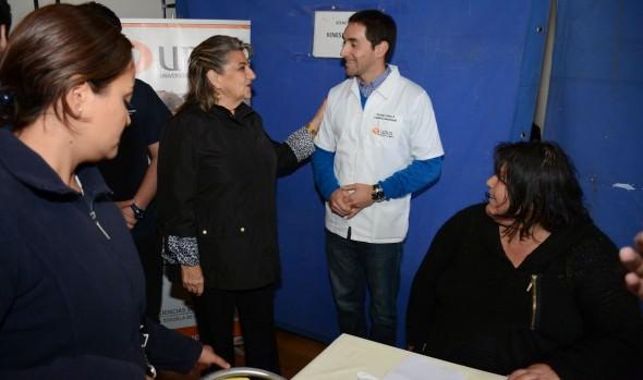 Importante ayuda a sectores altos de la ciudad,  llega con plan de operativos sociales impulsado por le municipio de Viña del Mar