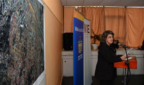 Viña del Mar fue seleccionada para  prueba piloto del Pre Censo 2016, hecho que fue valorado por la alcaldesa  Virginia Reginato