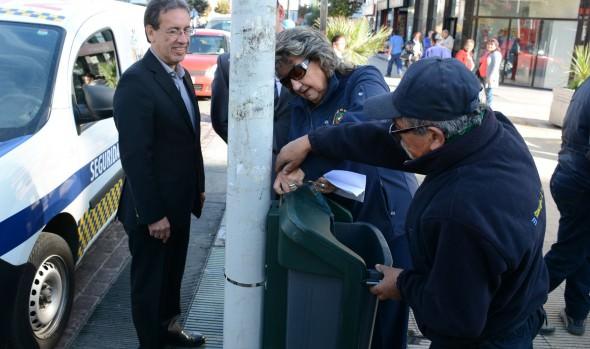 Municipio de Viña del Mar intensifica acciones de Programa de mantención del mobiliario de la ciudad