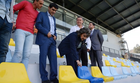 Con Everton actual y el campeón 2008 se inaugurará nuevo estadio Sausalito