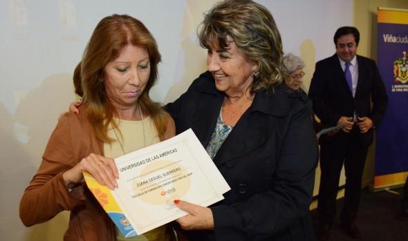 Importante instancia de participación y capacitación ofrecerá la Escuela de formación comunitaria 2015 organizada por el Municipio de Viña del Mar