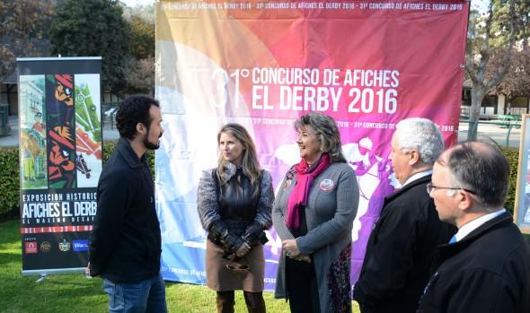 Municipio de Viña del Mar y Sporting Club invita a convocatoria de Concurso de Afiches para El Derby 2016