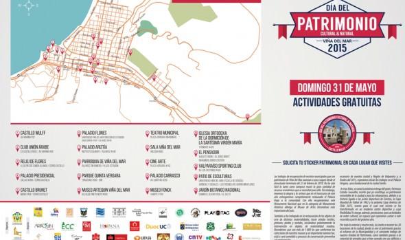 Con atractivas actividades gratuitas, Municipalidad de Viña del Mar se sumará a celebración nacional del Día del Patrimonio