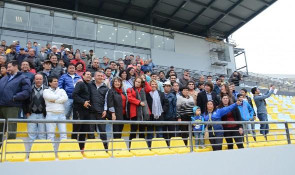 Fútbol Amateur disputará trofeo Viña Ciudad del Deporte Sede Copa América 2015