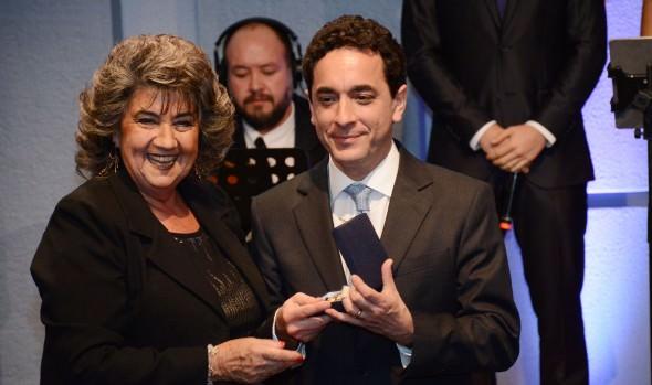Alcaldesa Virginia Reginato agradeció a la Presidenta Michelle Bachelet por asegurar el destino de la comuna