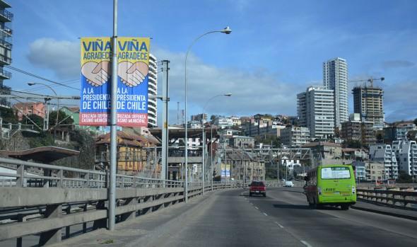 Municipio de Viña del Mar agradece a Presidenta Bachelet por apoyo a proyecto de modificación de ley casinos