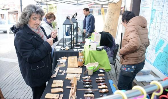 """""""Feria Turística Reñaca"""", fue inaugurada por alcaldesa Virginia Reginato"""
