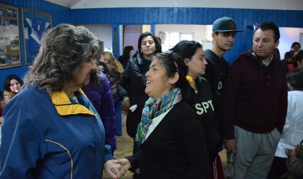 Importante ayuda a sectores altos entregó Municipalidad de Viña del Mar con plan de operativos sociales