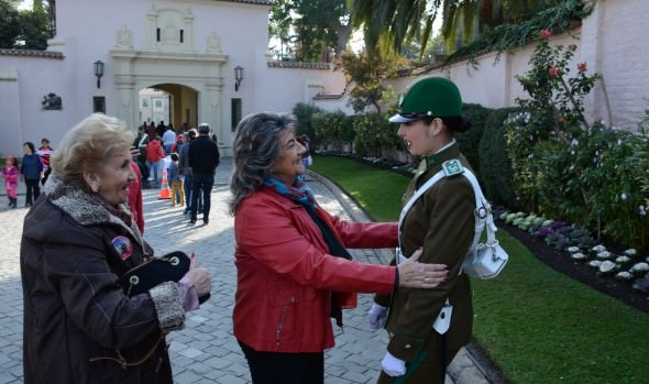 Miles de  vecinos y turistas participaron del Día del Patrimonio en las variadas actividades organizadas por el municipio de Viña del Mar