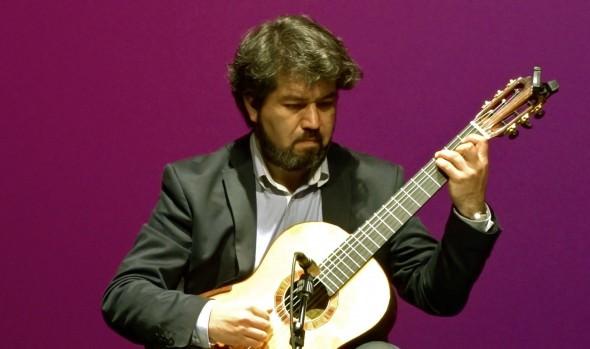 Municipio de Viña del Mar invita a viaje musical por Hispanoamérica del  guitarrista Pablo Palacios