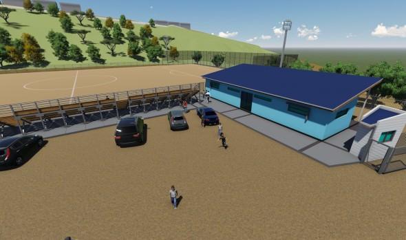 Municipalidad de Viña del Mar financiará construcción de nueva cancha en El Olivar
