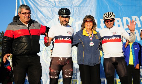 Comenzaron las cicletadas familiares 2015, organizadas por el municipio de Viña del Mar