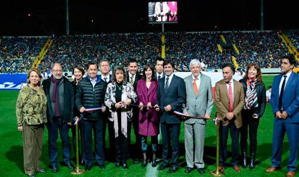 El nuevo estadio Sausalito